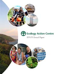 Ecology Action Centre Annual Report 2014-2015