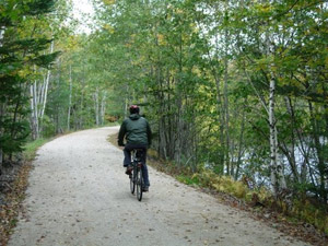 Cycling the Dynamite Trail
