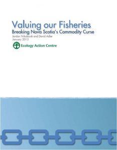 Valuing our Fisheries